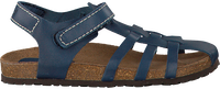 Blue CLIC! shoe ESPARTA  - medium