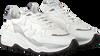 Witte WOMSH Lage sneakers VEGAN FUTURA  - small