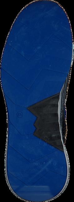 Zwarte FLORIS VAN BOMMEL Lage sneakers 16268  - large