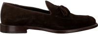 Bruine MAZZELTOV Loafers 9524  - medium