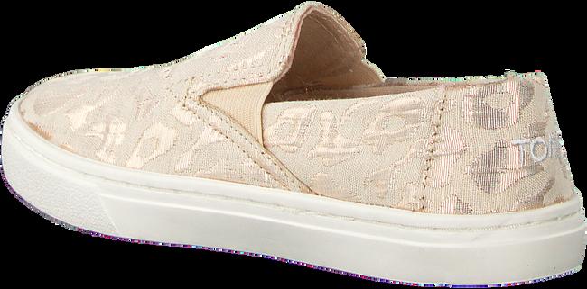 TOMS Chaussures à enfiler LUCA en blanc  - large