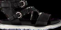 MJUS (OMODA) Sandales 740013 en noir - medium