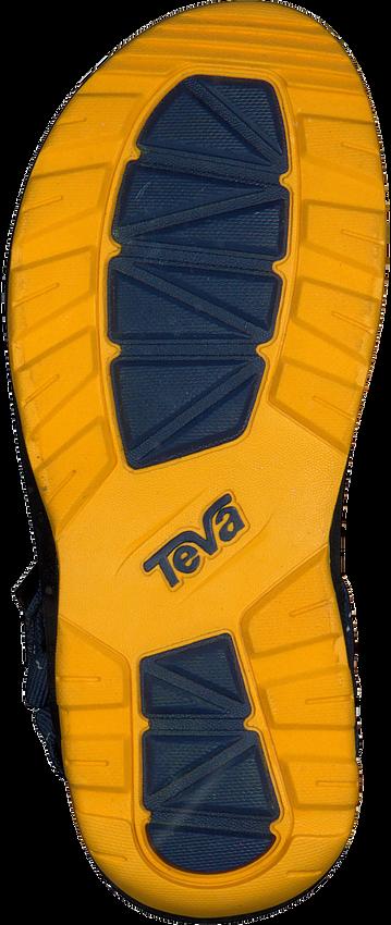 Blauwe TEVA Sandalen 1019390 C/T/Y HURRICANE XLT 2  - larger