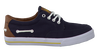 POLO RALPH LAUREN Chaussures à lacets 990423 en bleu - small
