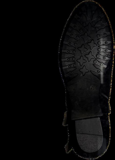 MJUS (OMODA) Bottes hautes 140210 en noir - large