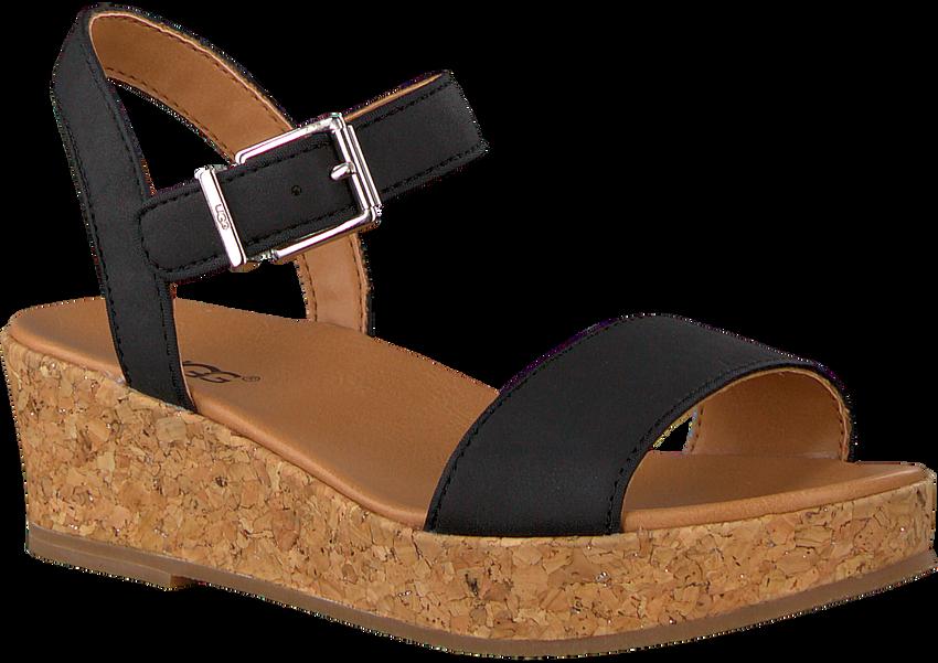 Black UGG shoe MILLEY  - larger
