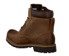 TIMBERLAND Bottillons RUGGED 6 IN PLAIN TOE WP en marron - small