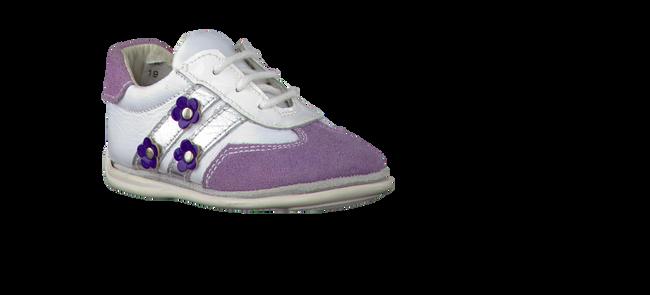 white DON'T DISTURB shoe 104  - large