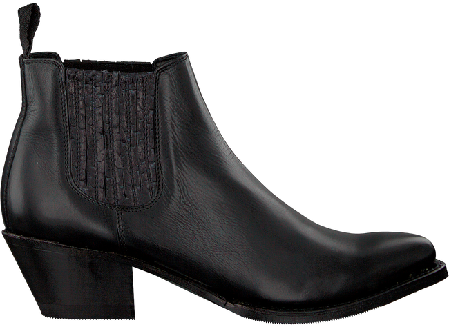 SENDRA Bottines chelsea 15841 en noir - large