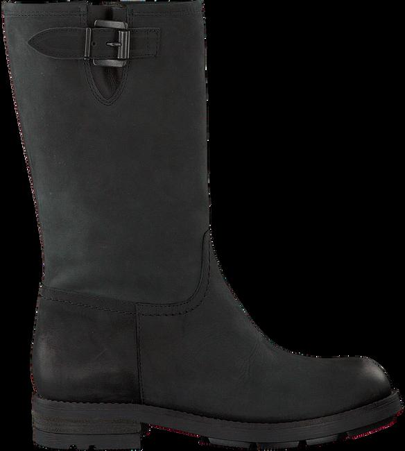 Zwarte OMODA Lange laarzen 8602  - large