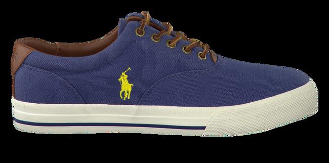 POLO RALPH LAUREN Chaussures à lacets VAUGHN en bleu - large