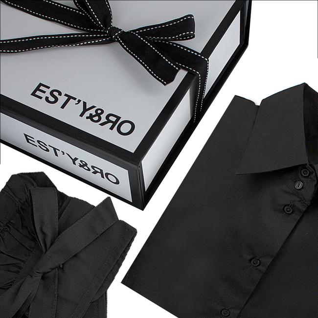 EST'Y&RO Col EST'772 en noir - large