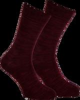 MARCMARCS Chaussettes RED ROME COTTON en rouge - medium