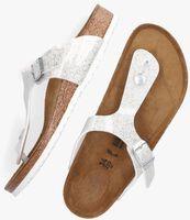 Witte BIRKENSTOCK Slippers GIZEH KIDS  - medium