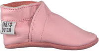 BABY DUTCH Chaussures bébé BABYSLOFJE en rose  - medium