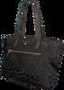 MICHAEL KORS Shopper LG TZ TOTE NYLON en noir - small