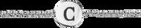 Zilveren ATLITW STUDIO Armband CHARACTER BRACELET LETTER SILV - medium