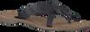 LAZAMANI Tongs 75.283 en noir - small