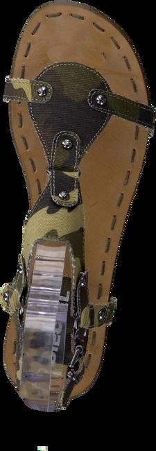 green DIESEL shoe SAFARI  - large
