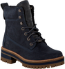 Blauwe TIMBERLAND Enkelboots COURMAYEUR VALLEY YB  - small