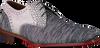 Zwarte FLORIS VAN BOMMEL Nette schoenen 18107  - small