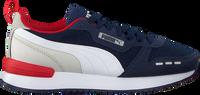 Blauwe PUMA Lage sneakers PUMA R78 JR  - medium