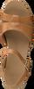 Bruine UGG Sandalen CLOVERDALE  - small