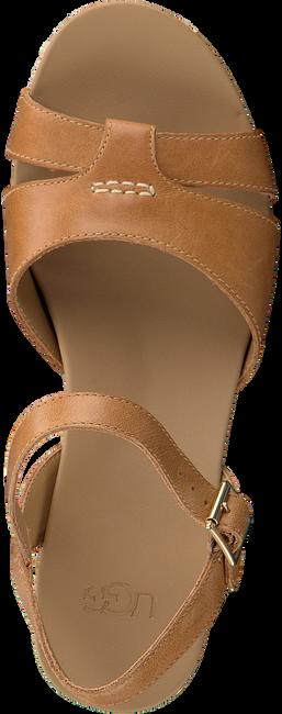 Bruine UGG Sandalen CLOVERDALE  - large
