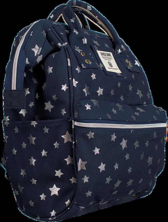 SHOESME Sac à dos BAG8A025 en bleu - larger