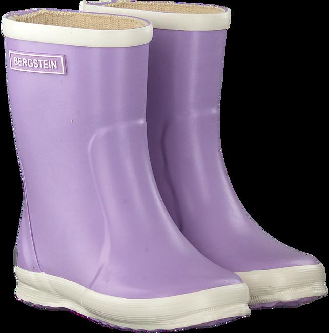 BERGSTEIN Bottes en caoutchouc RAINBOOT en violet  - large