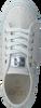 LIU JO Chaussures à lacets UM22070 en blanc - small