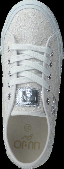LIU JO Chaussures à lacets UM22070 en blanc - large
