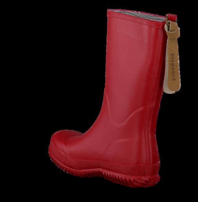 BISGAARD Bottes en caoutchouc 92001999 en rouge - large