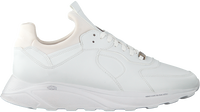 Witte EKN FOOTWEAR Lage sneakers LARCH HEREN  - medium