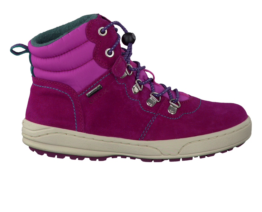 Roze GEOX Sneakers J34C7A  - larger