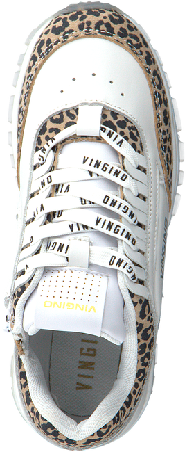 Witte VINGINO Lage sneakers FENNA  - large