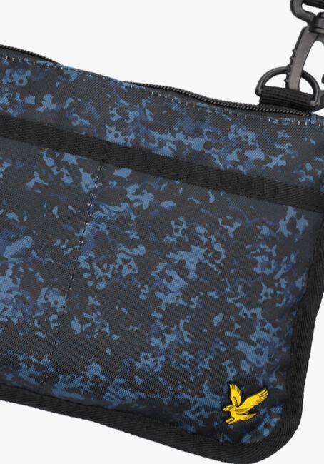 Blauwe LYLE & SCOTT Portemonnee FLAT POUCH  - large