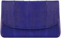 Paarse BECKSONDERGAARD Portemonnee HANDY RAINBOW - medium