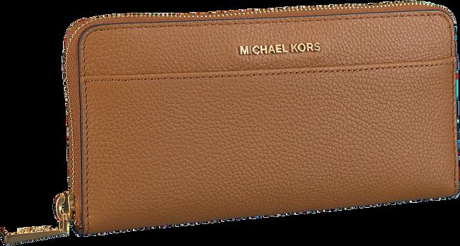 MICHAEL KORS Porte-monnaie POCKET ZA en cognac - large