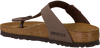 BIRKENSTOCK PAPILLIO Tongs GIZEH en marron - small