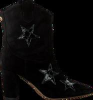 Zwarte FABIENNE CHAPOT Enkellaarsjes HUGO STAR BOOT  - medium