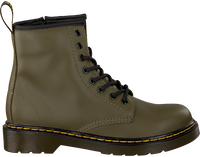 DR MARTENS Bottines à lacets 1460 J en vert  - medium