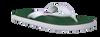 white ARMANI JEANS shoe P6552  - small