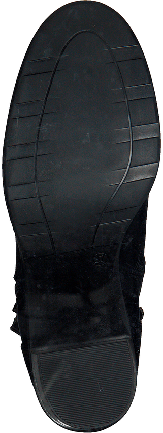 Zwarte OMODA Enkellaarsjes 8698 - larger