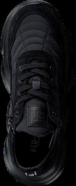 Zwarte RED-RAG Lage sneakers 13483  - large