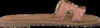 LAZAMANI Tongs 33.736 en or  - medium