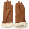 UGG Gants CLASSIC LEATHER SMART GLOVE en cognac - small