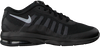 NIKE Baskets basses AIR MAX INVIGOR/PRINT(PS) en noir  - small