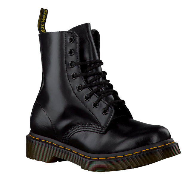 Black DR MARTENS shoe 1460.DMC  - large