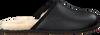 UGG Chaussons SCUFF en noir - small